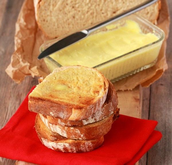 Homemade Vegan Butter