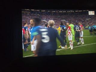 Breaking :France Wins 2018 FIFA World ..Beat Croatia 4-2