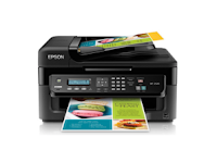 Epson WorkForce WF-2520 Printer Driver Support