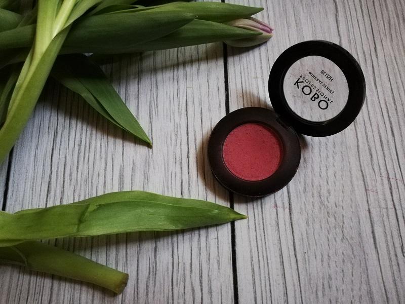 Kobo Professional Raspberry Pink róż mineralny
