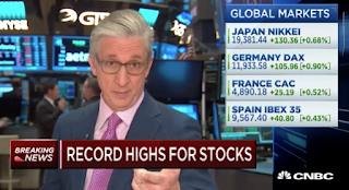Dow, S&P, Nasdaq And Russell Notch New Record Highs, Up More Than 10% Since Trump
