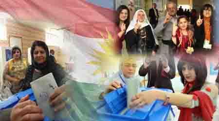 Goran Hareketi Bağımsızlık Referandum Barzani KDP