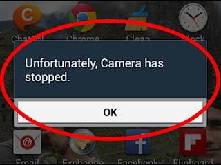 الحل النهائي لمشكله توقف الكاميرا Camera Failed For Samsung A500H