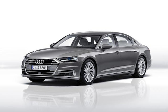 The Leader in Technology: 2018 Audi A8L