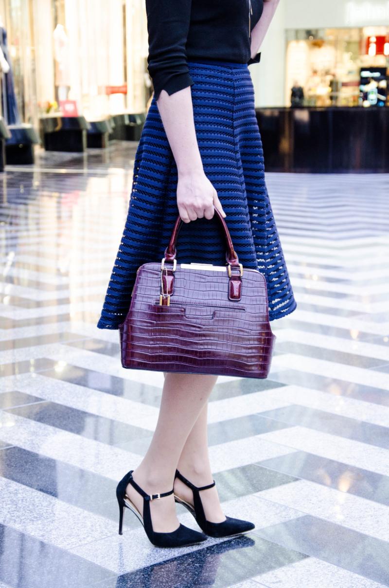 Outfit Post: Work Wear Essentials | Blue Vanity
