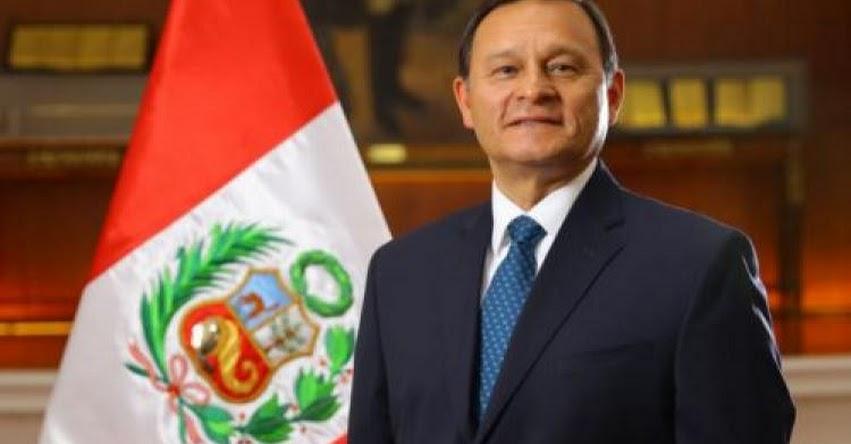 RR.EE: Néstor Francisco Popolizio Bardales juramentó como nuevo Ministro de Relaciones Exteriores (2 Abril 2018) www.rree.gob.pe