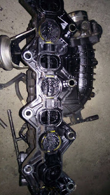 Kenapa Indikator oli menyala pada Chevrolet Captiva dan penyebab serta cara menyelesaikannya.