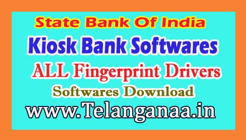 State Bank Of India Kiosk Bank Softwares Free Download