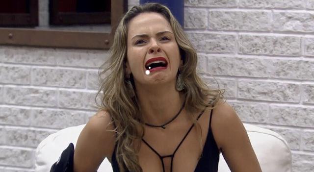 Ana Paula é eliminada do BBB16