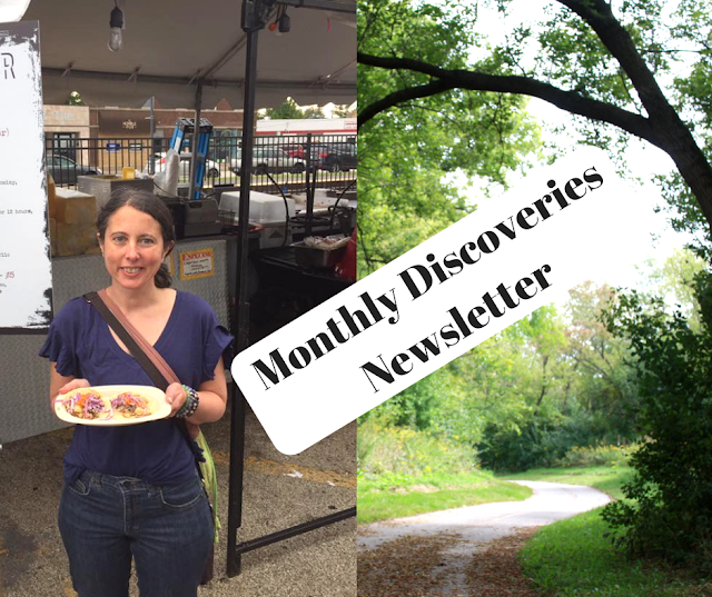 Monthly Discoveries Newsletter