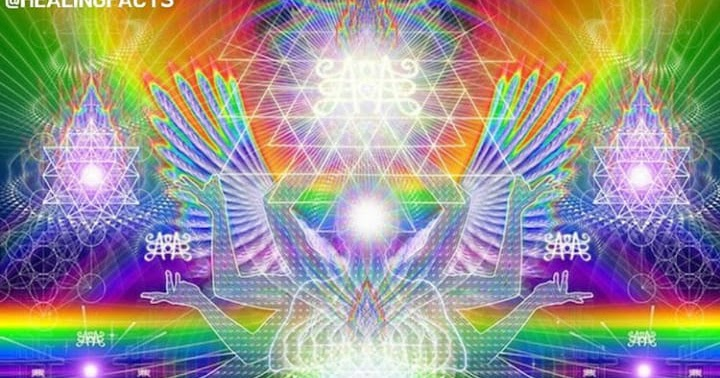 The universe is eternal, infinite and vibrant, a conscious