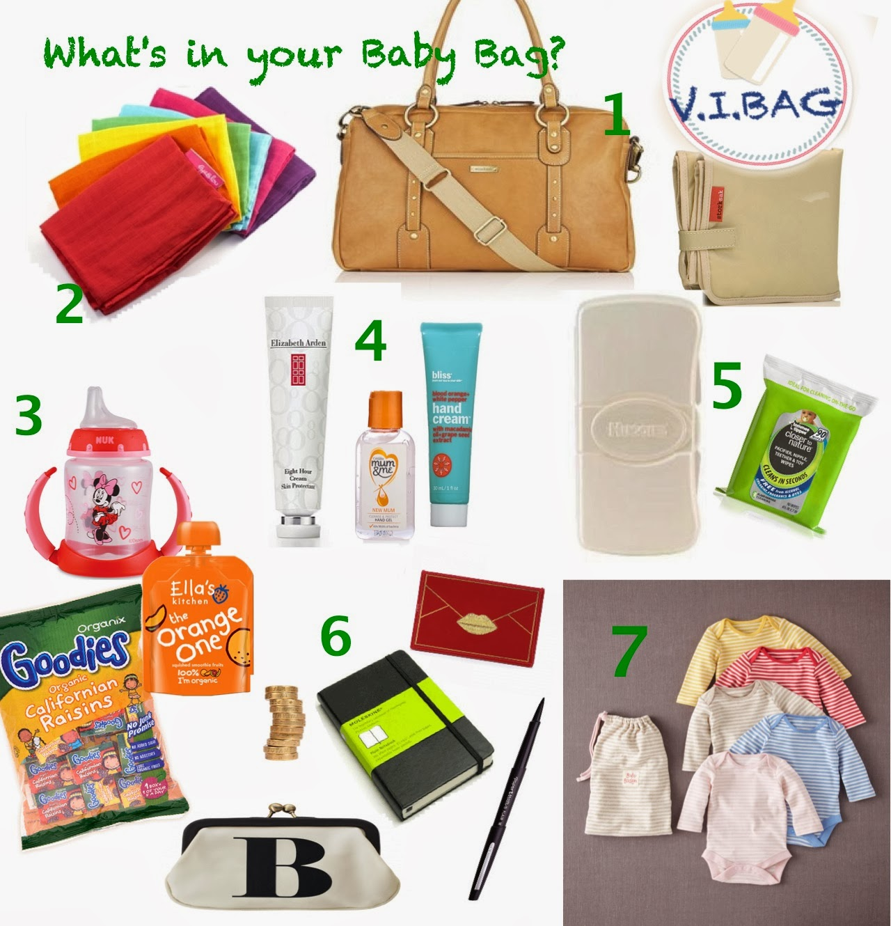 mamasVIB | V. I. BUYS: What's inside my baby change bag - and the items I don' leave the house without!, V.I. BAG | Inside Mama's Handbag | designer baby bags | baby bag essentials | mamasVIB | stylish mum and baby bags