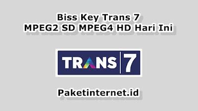 Biss Key Trans 7