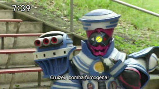Dobutsu Sentai Zyuohger release page per episodio 23 e 24
