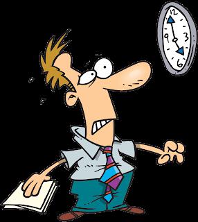 cara membiasakan tepat waktu