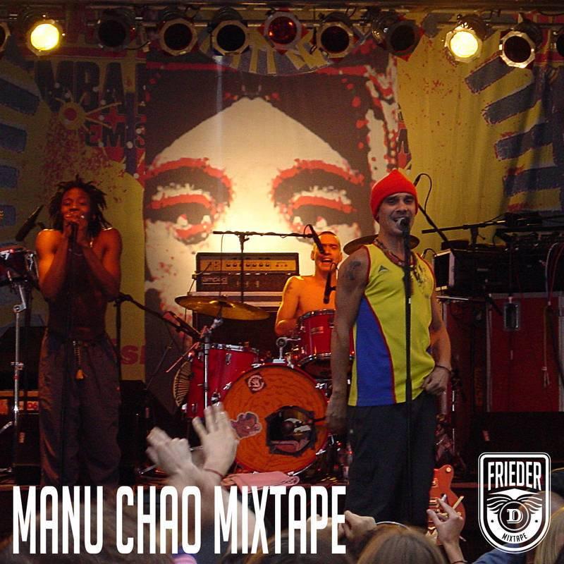 A Reggae Tribute To Manu Chao von Frieder D im Mix | Montags Mixtape