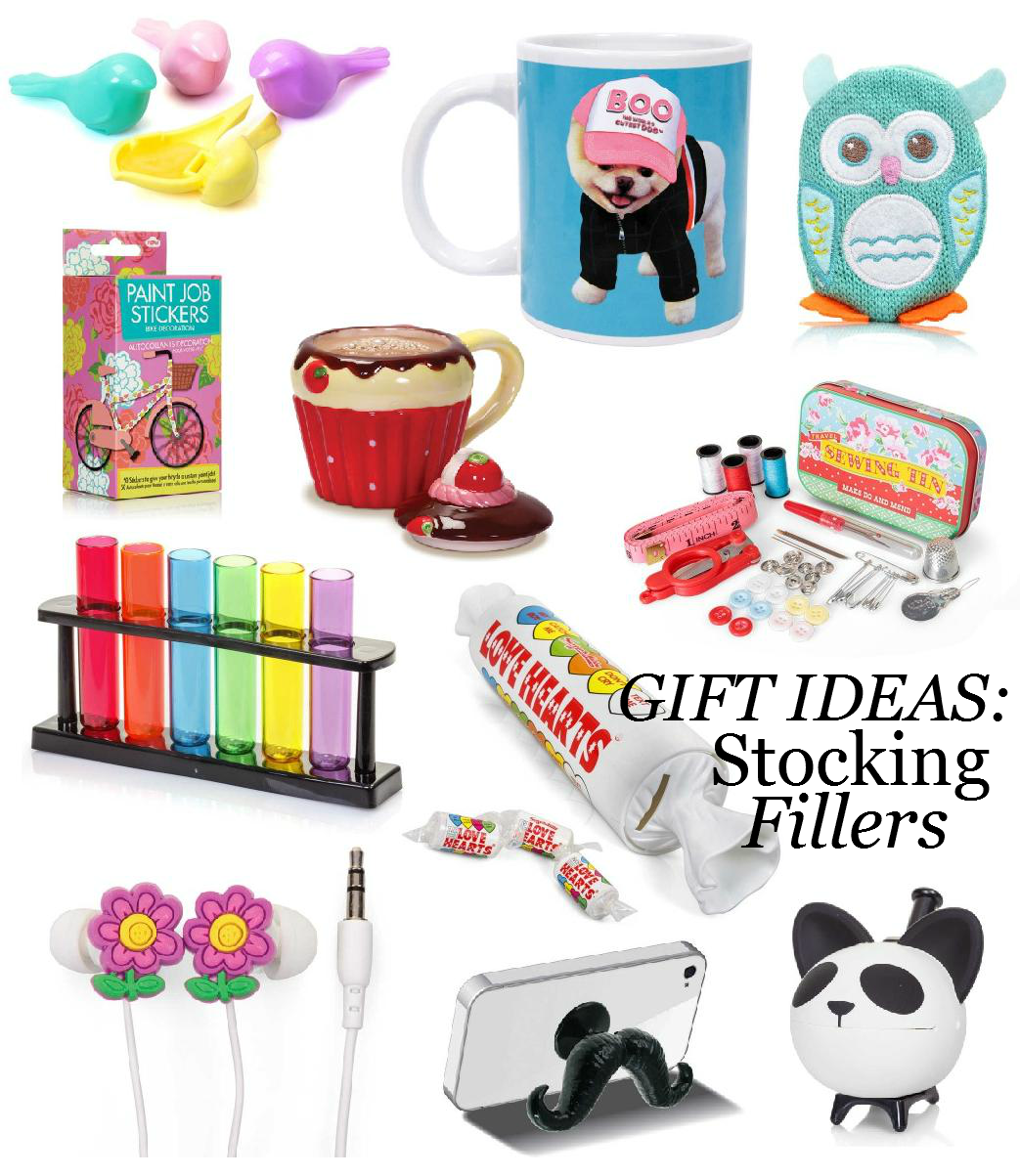 GIFT IDEAS: Stocking Fillers - The Lovecats Inc