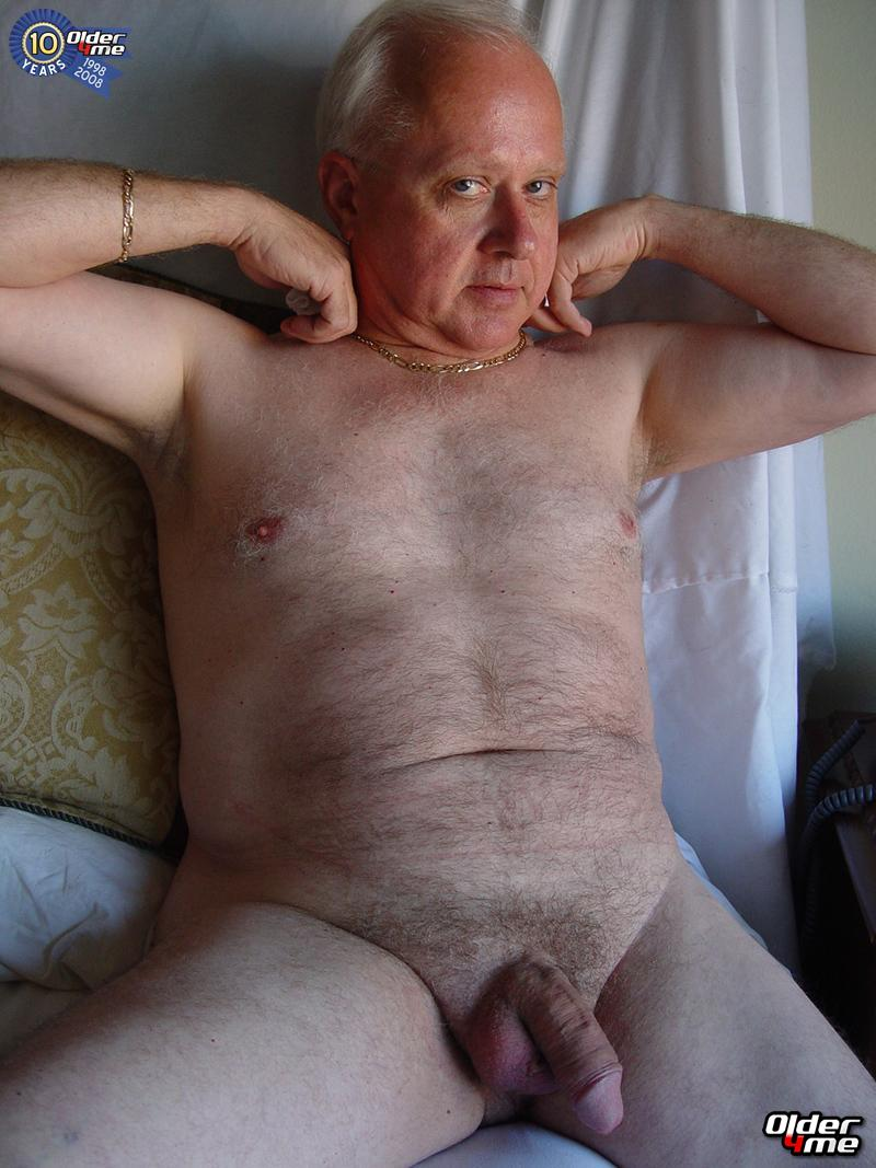 hot older naked men - mature older men