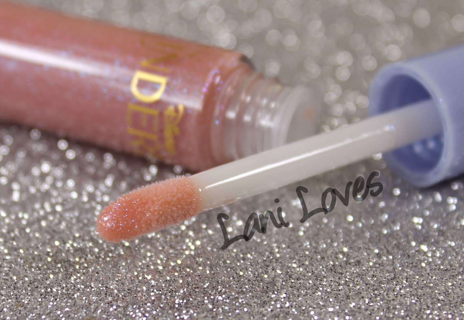 MAC Cinderella: Happily Ever After Lipglass Swatches & Review