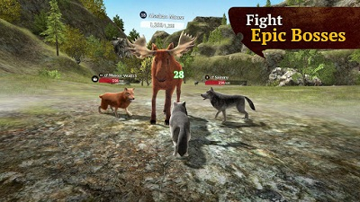 Download The Wolf mod apk