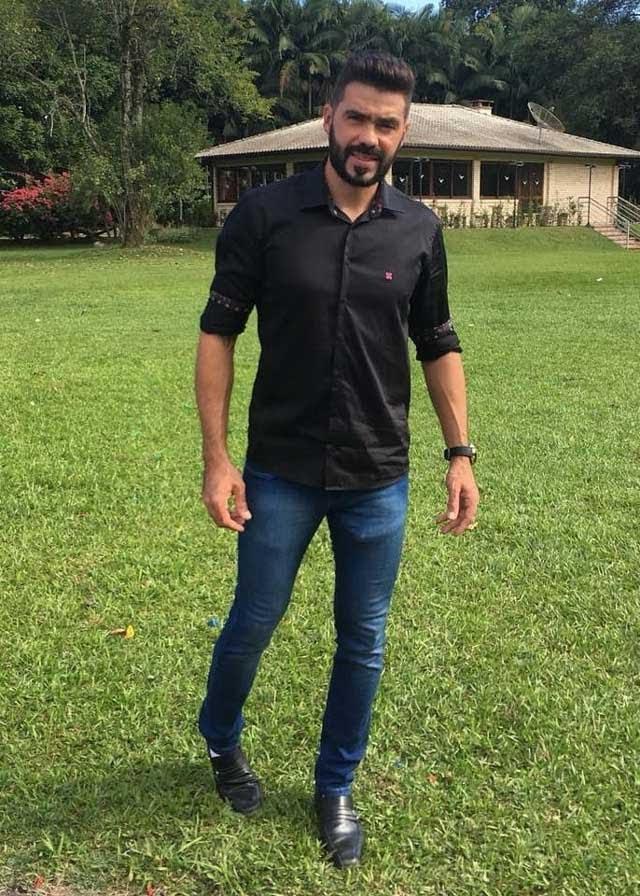 Mister Vale Europeu CNB 2018 • Thiago Varela, 29 anos • Foto: Divulgação/LV Assessoria