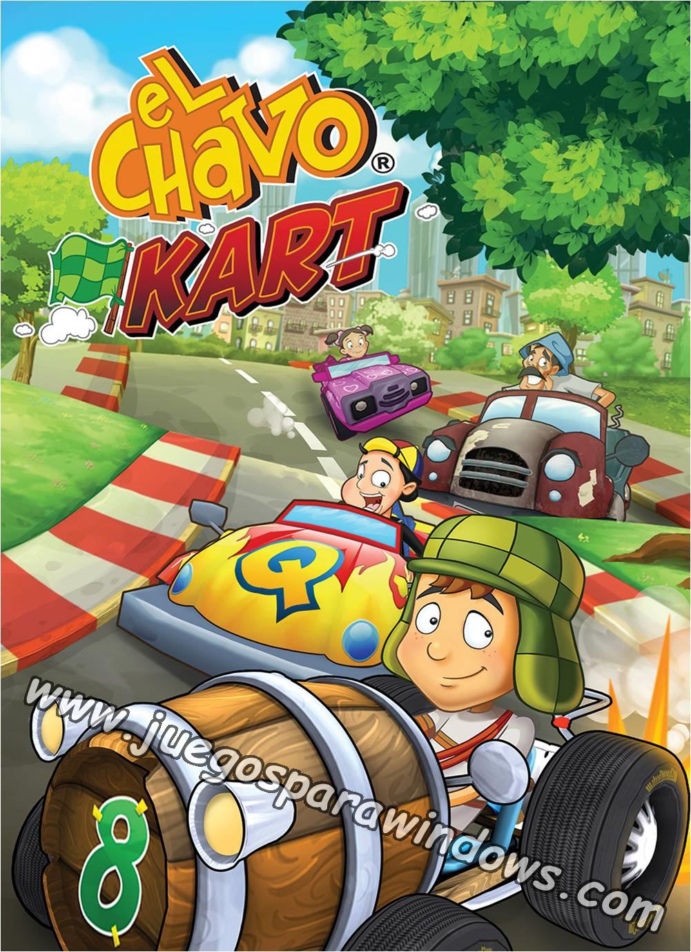 El Chavo Kart XBOX 360 ESPAÑOL