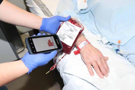 El Hospital La Fe implanta en el Banco de Sangre de Hematología un nuevo programa de Seguridad Transfusional
