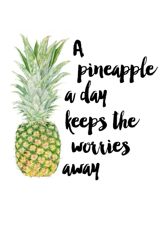 best pineapple quotes