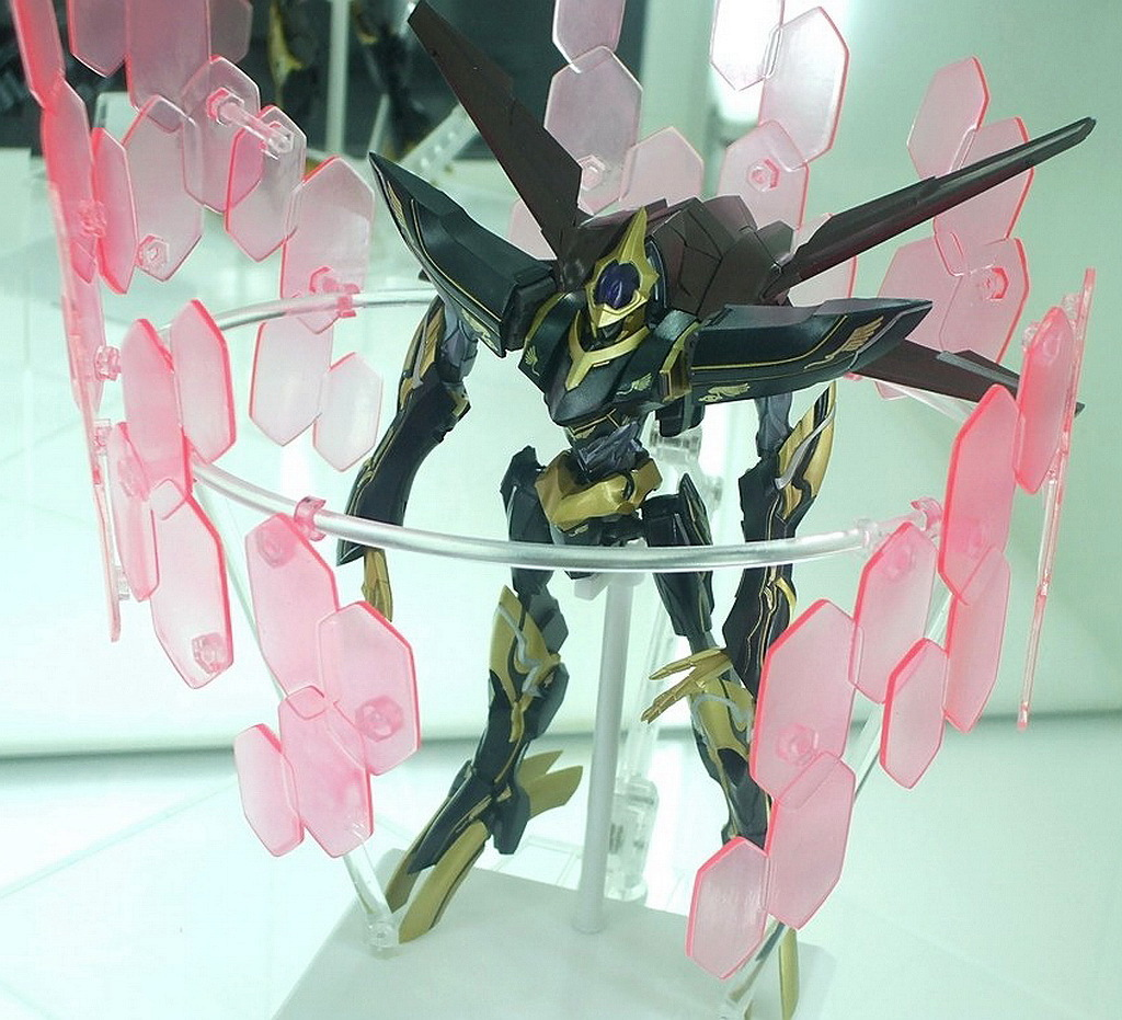 Tumacher Gunpla Inochi Composite Ver Ka Shinkirou Absolute Defense Field