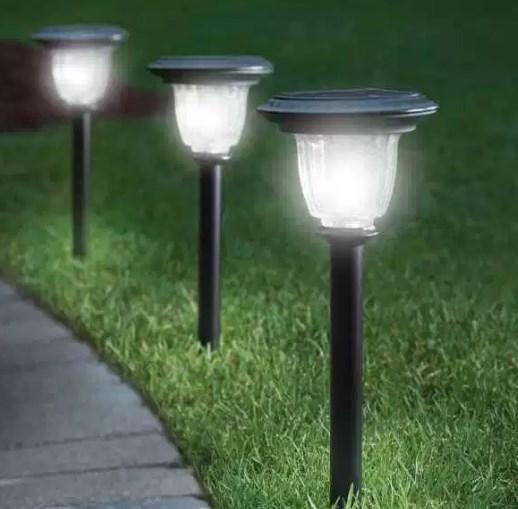 Tips Memilih Lampu Taman