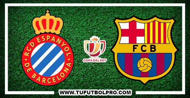 Ver Espanyol vs Barcelona EN VIVO Por Internet Hoy 17 de Enero de 2018