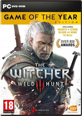 The Witcher 3 Wild Hunt Game of The Year Edition PC Full Español