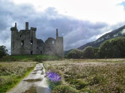 Kilchurn Castle, Loch Awe, Escocia, Scotland, Regne Unit, United Kingdom