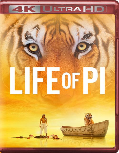 Life of Pi [2012] [UHD] [2160p] [Latino]