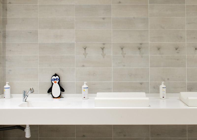 fasciatoi piscina Penguins Barcelona