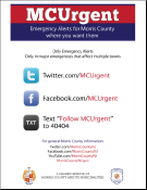MCUrgent Quickly Spreads Emergency Information