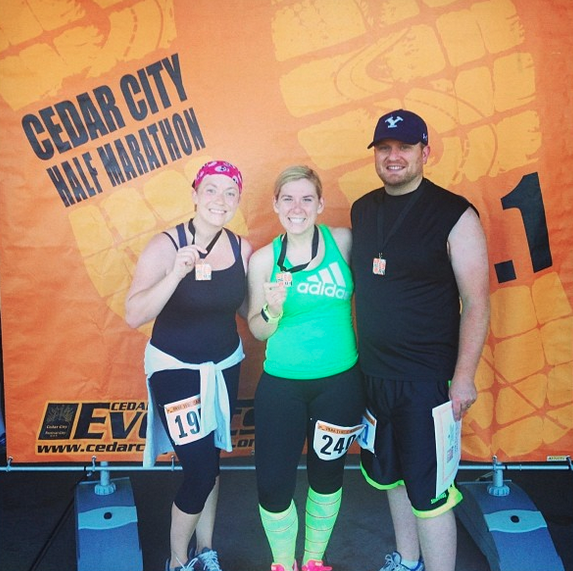 Cedar City Half Marathon