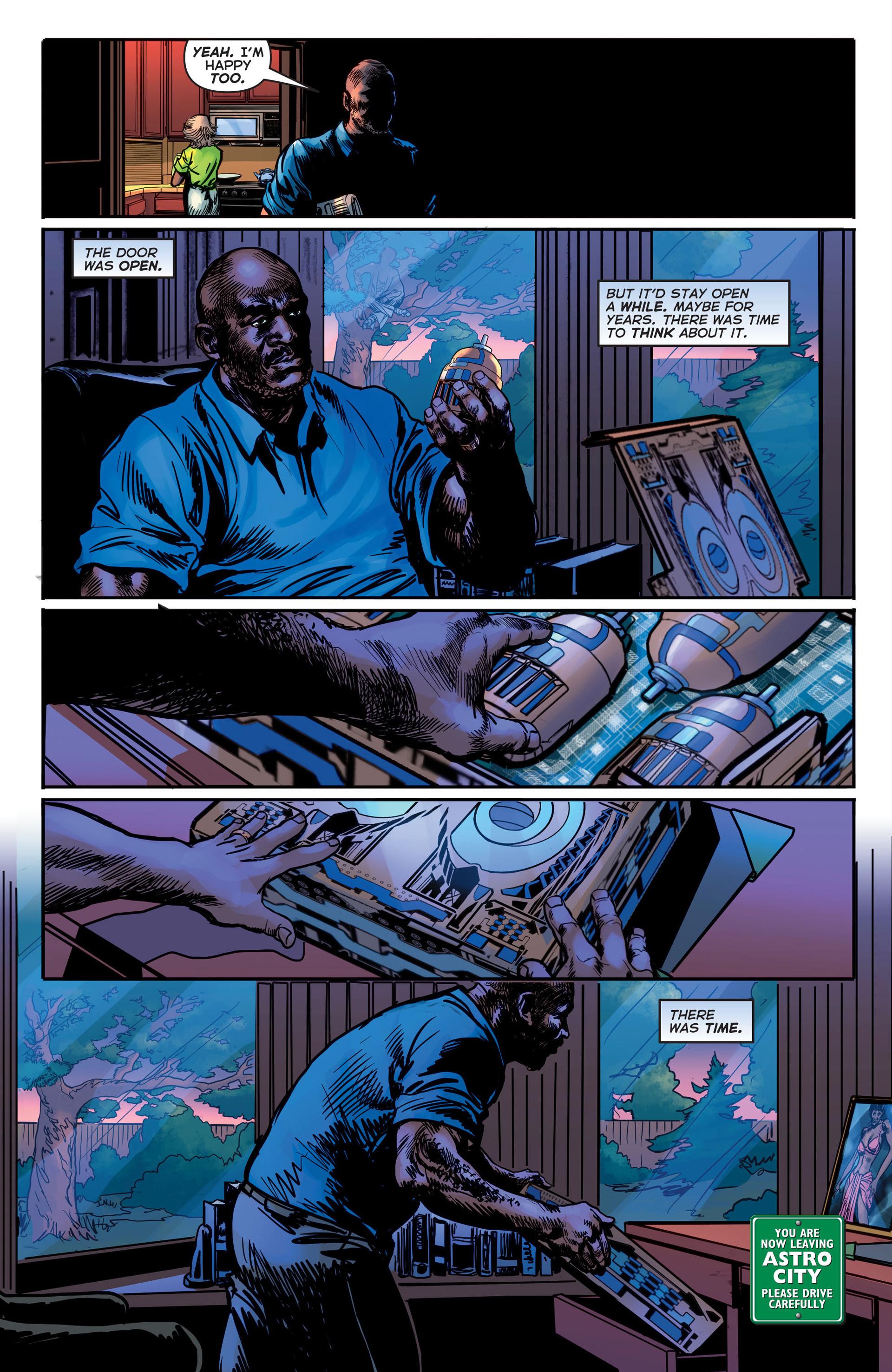 Read online Astro City comic -  Issue #6 - 25