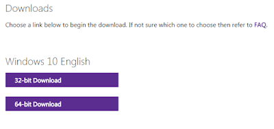 Cara Download File ISO Windows 10 Langsung dari Microsoft