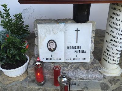 Pierina Morosini chapel