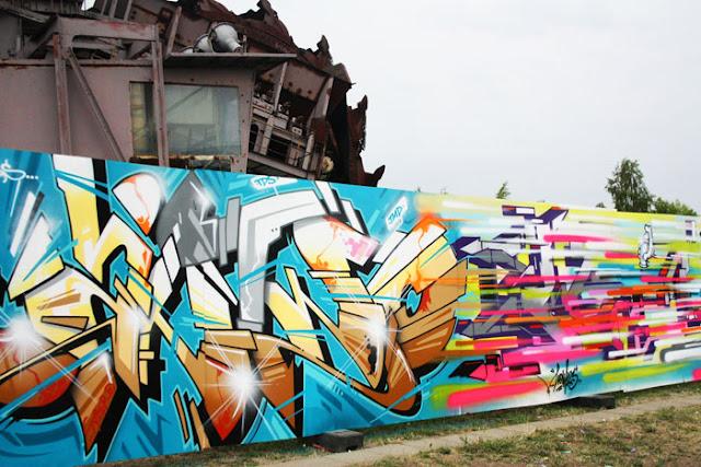 street art graffiti gräfenhainichen