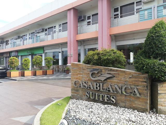 casablanca suites hotel legazpi albay