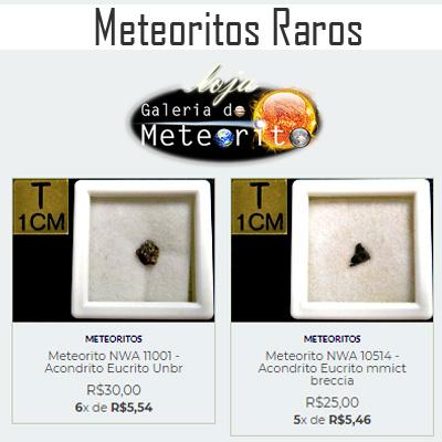 meteoritos a venda