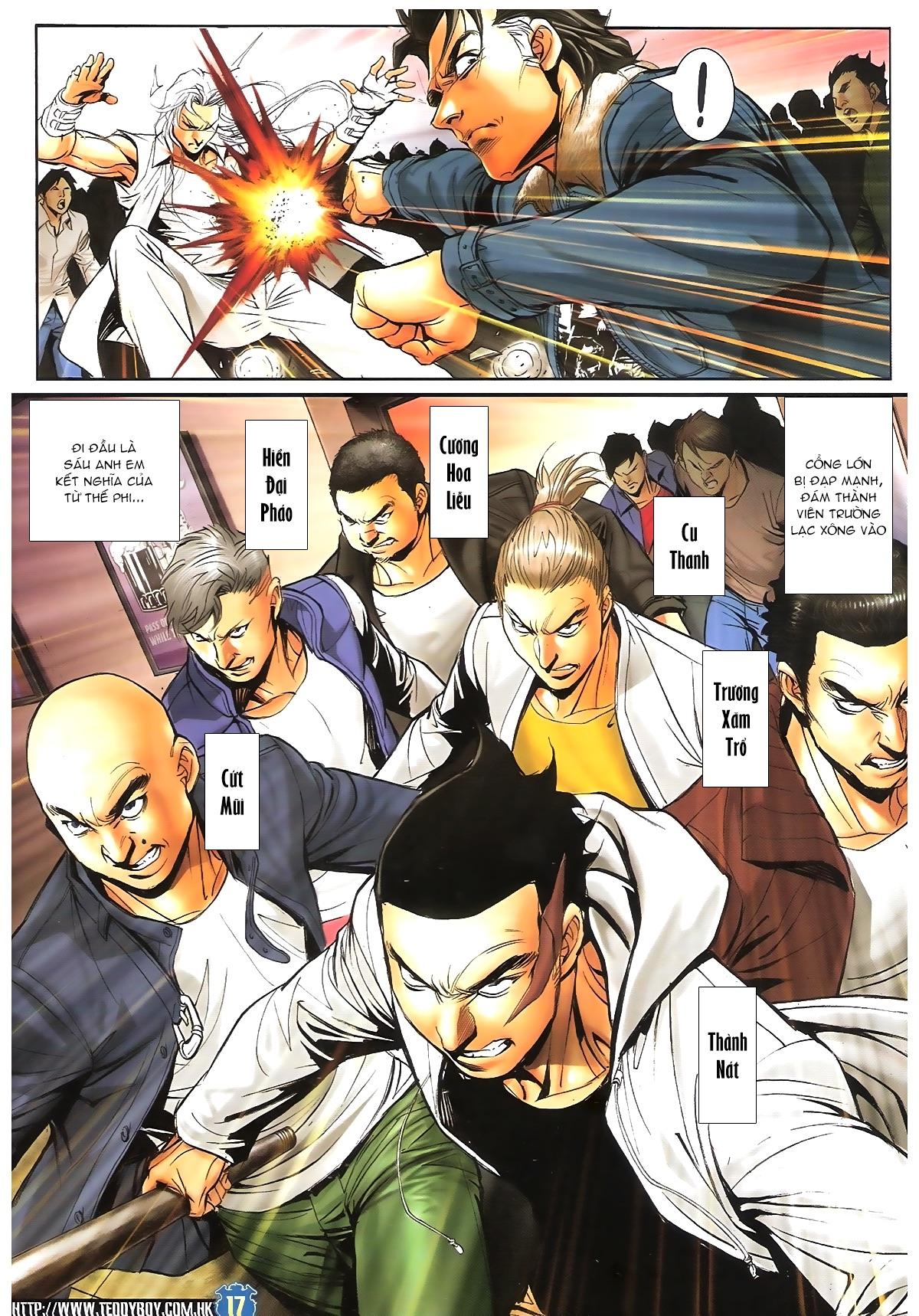 Người Trong Giang Hồ - Chapter 1599: Lật tung hẻm Bảo Lặc - Pic 14