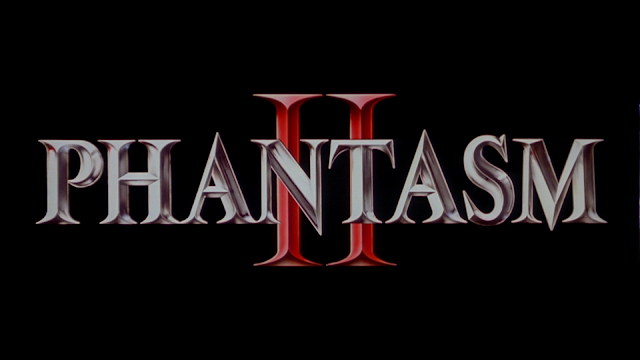 phantasm 2 title card