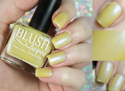 Blush Lacquers Banana Boat Float | Beach Bunny Collection