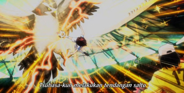 Captain Tsubasa 2018 Episode 26 Subtitle Indonesia