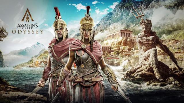 لعبة Assassin's Creed Odyssey ستتضمن أكثر من 300 مهمة جانبية و معلومات رهيبة من المطورين ..