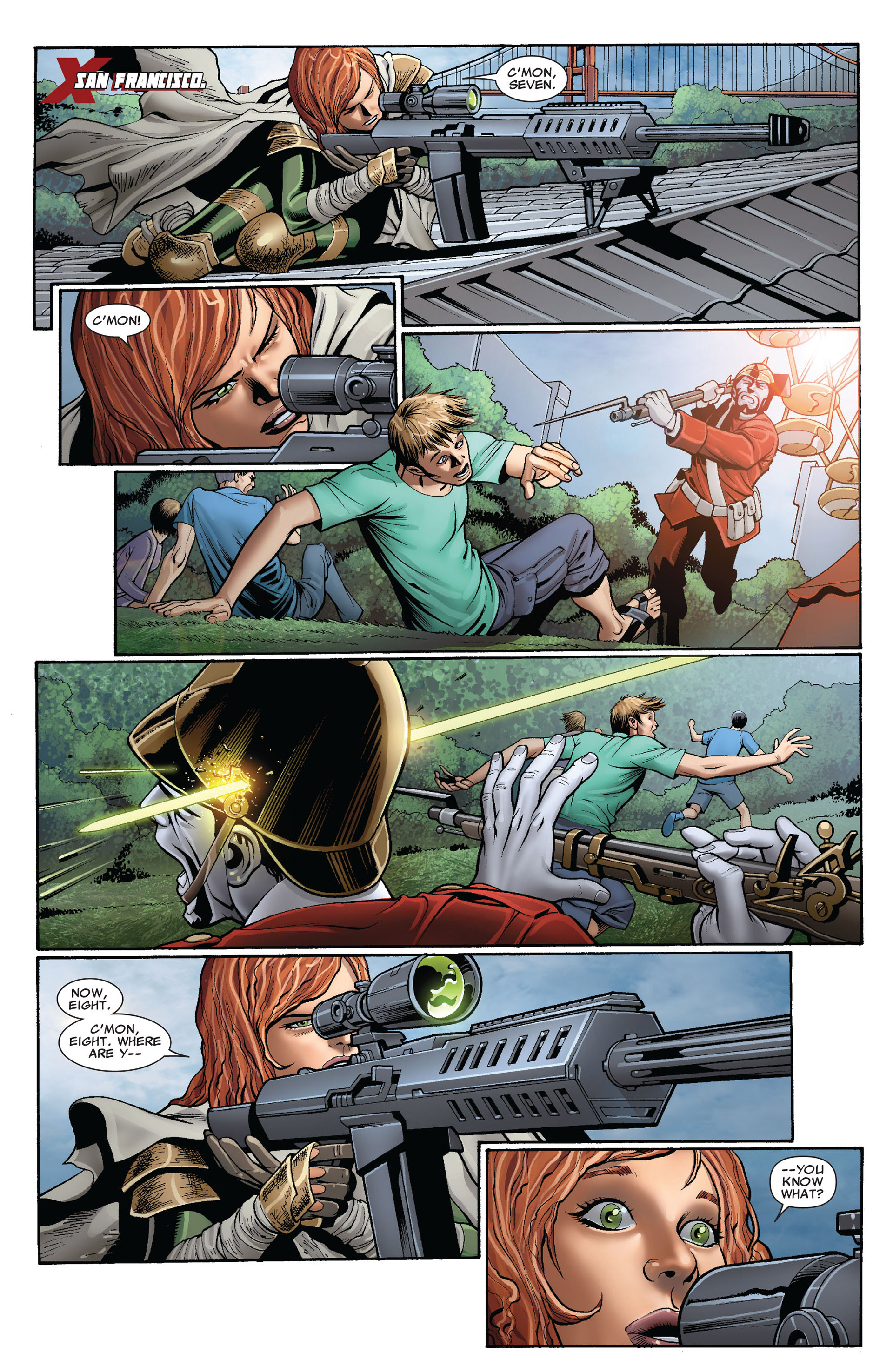 Read online Uncanny X-Men (2012) comic -  Issue #2 - 3