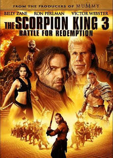 El Rey Escorpión 3: Batalla por la redención<br><span class='font12 dBlock'><i>(The Scorpion King 3: Battle for Redemption)</i></span>